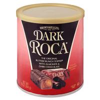 乐家(Almond Roca)巧克力 黑巧克力  年货礼盒 美国进口 284g