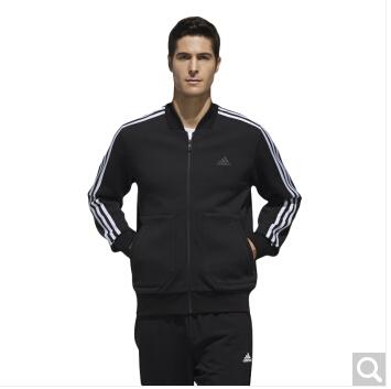 adidas 阿迪达斯 EI TT JAQ BOMB DT2474 男子运动针织夹克