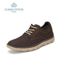 CloudSteppers男鞋云步春季Tunsil Plain系带纯色运动休闲鞋
