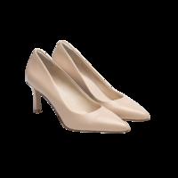 凡尔赛典雅高跟女鞋