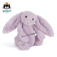 英国jellycat风信子邦尼兔柔软毛绒玩具公仔
