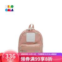 XS号 日本cilocala 限量STAR双肩包女 韩版学院风背包 书包 藕粉色