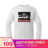 哥伦比亚(Columbia)长袖t恤 印花针织上衣 EE0071