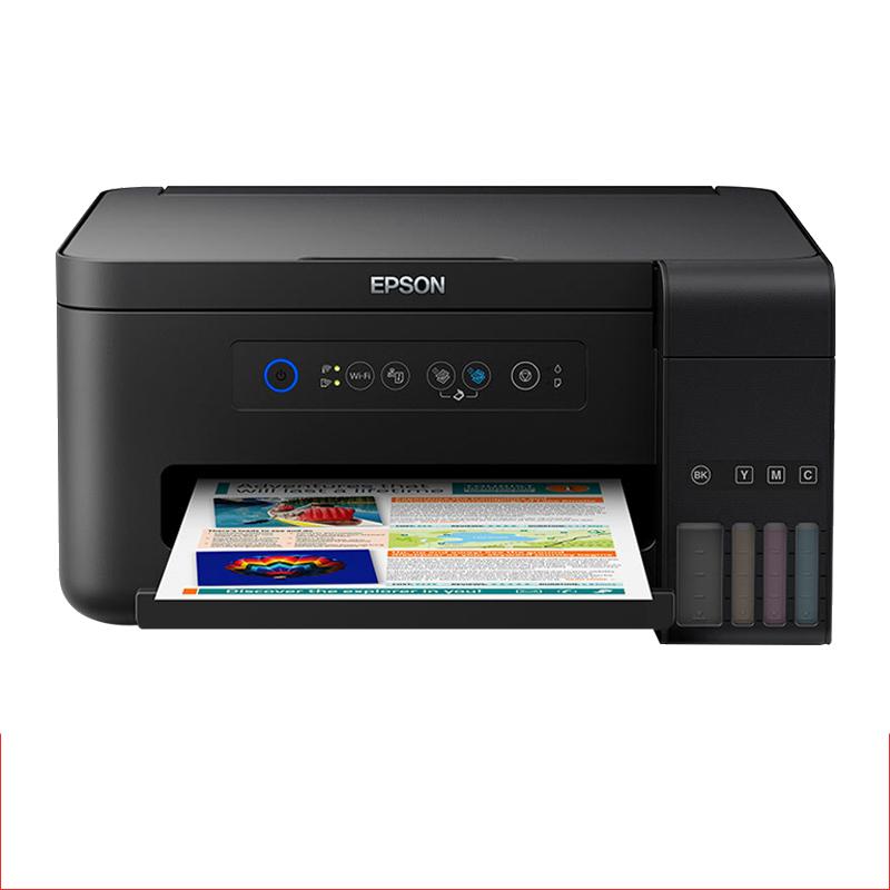 EPSON 爱普生 L4153 墨仓式彩色喷墨一体机