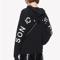 双11预售 : MO&Co;. 摩安珂 MA183SWT320 女士羊毛连帽衫