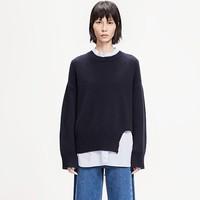 双11预售 : MO&Co;. 摩安珂 MAI1SWT003 女士羊毛衫