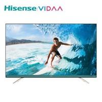 1日0点:Hisense 海信 VIDAA 55V3A 55英寸4K 液晶电视