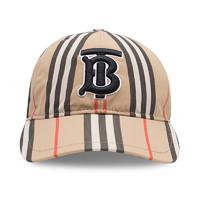 BURBERRY 博柏利 女士标志性条纹棒球帽