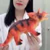 仿真电动软塑胶儿童恐龙玩具
