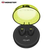 雙十一預售:MONSTER/魔聲鉆石之淚AirLinks iSport真無線運動耳機