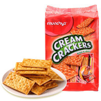 Munchy's马奇新新 奶油苏打饼干 300g *12件