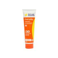 奥莱 CancerCouncil 防晒 SPF30 保湿防水强  清爽不油腻 防晒必备110毫升