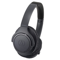 Audio Technica/铁三角 ATH-SR30BT 全包耳无线头戴式蓝牙耳机