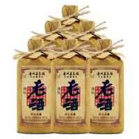 贵州茅台镇 封坛老酒 52度 500ml*6瓶