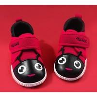 泰兰尼斯 婴儿学步鞋 软底宝宝叫叫鞋