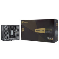 SEASONIC 海韵 旗舰金PRIME GX650 650W电源 80PLUS金牌全模