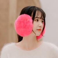 XIU/修 可折疊毛毛護耳罩