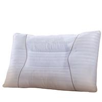 富安娜家纺枕头决明子茶香枕芯家用成人枕芯双人枕一对装