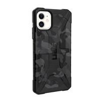 UAG 苹果2019款6.1英寸屏手机 iphone 11?;た敲圆氏盗?,迷彩黑 *3件