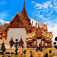 旅游尾單 : 廣州直飛泰國曼谷5/6天往返含稅機票