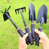 家用种花工具小铁铲园艺工具套装种菜养花铁锹铲子挖土户外锄赶海