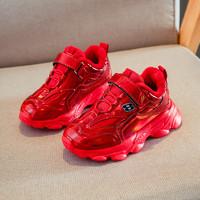 洛登堡 女童运动鞋