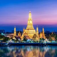 雙11預售 : 全國多地-泰國曼谷+芭提雅7天6晚跟團游(2晚悅榕莊CEO景觀套房,全程五鉆酒店)