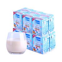 泰國進口豆奶125ml*12盒裝學生早餐奶原味奶飲料