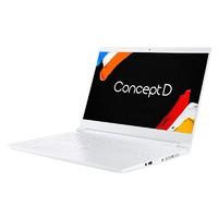 acer 宏碁 ConceptD 3 15.6英寸筆記本電腦(i7-9750H、16GB、512GB、GTX1650、DCI-P3)