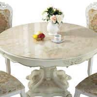 歐倫皇室 圓形大圓桌PVC桌布 60cm