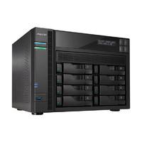华芸 asustor AS6208T 网络存储器 NAS 云存储 8硬盘位 存储设备
