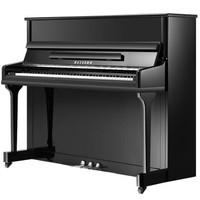 珠江鋼琴全新立式鋼琴威騰DP118初學家用教學琴成人兒童專業考級演奏 DP118