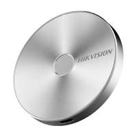 HIKVISION 海康威视 HS-ESSD-T100F 指纹加密移动固态硬盘 512GB