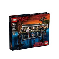 1日0点、88VIP:LEGO 乐高 75810 怪奇物语系列 颠倒世界 经典收藏版