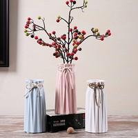 Hoatai Ceramic 華達泰陶瓷 現代簡約陶瓷花瓶  小花瓶B款