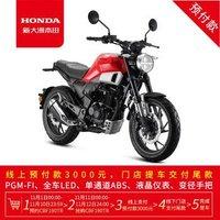 新大洲本田 CBF190TR 国四跨骑复古摩托车