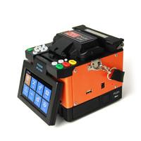 湯湖光纖熔接機國產全自動光釬熔纖機皮線跳線尾纖光纜熱熔TH600