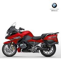 BMW 寶馬 1250RT 摩托車 金屬火星紅