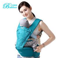 貝斯熊 嬰兒背帶腰凳寶寶四季款多功能