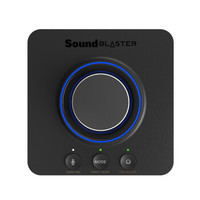 PC 影院 功放 利器 CREATIVE 創新 Sound Blaster X3 7.1 USB聲卡