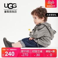 UGG 小童休闲鞋魔术贴运动鞋板鞋 1096389T