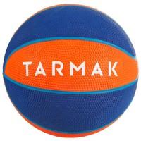 籃球運動娛樂兒童1號迷你籃球(顏色隨機發送) TARMAK 泡沫橡膠玩具球