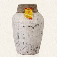 塔牌绍兴黄酒陈年手工冬酿加饭酒22kg坛装半干原酒送两瓶500毫升冬酿花雕