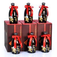 女儿红黄酒牡丹十二年陈酿500ml*6瓶装整箱