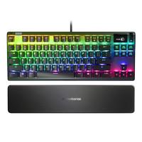 新品发售:steelseries 赛睿 Apex 7 TKL 有线RGB机械键盘 QX2轴