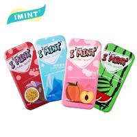 IMINT 無糖薄荷糖 小盒裝 16g *23件