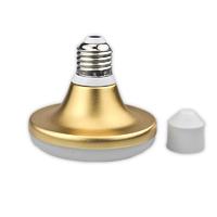 環鑫 LED飛碟燈泡 12W E27螺口 金/白色可選