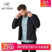 Arcteryx 始祖鳥男款休閑耐磨防風防寒軟殼茄克Solano Jacket