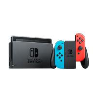 任天堂switch 家用游戲機 掌上電玩 掌機NS體感智能續航版游戲主機 日版