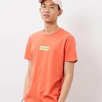 11日0点 : Vans 范斯  VN0A3TYABLK 男女短袖T恤